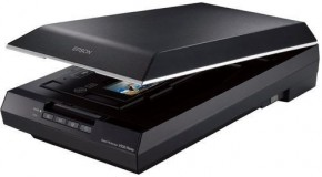 Perfection V550 Photo: Scanner voor amateurfotografen
