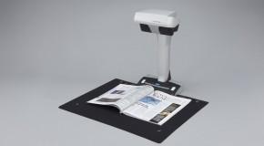 Fujitsu ScanSnap SV600: contactloos documenten, landkaarten en boeken scannen