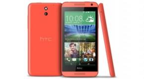 HTC lanceert HTC Desire 510 met 64-bits processor en 4G-ondersteuning
