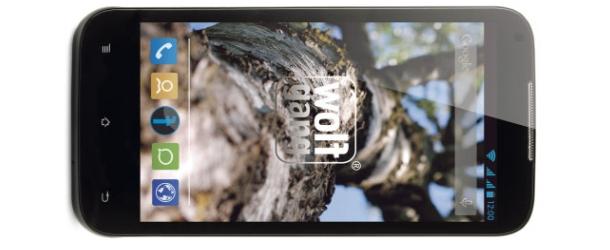 Wolfgang AT-AS 45Q: simlockvrije smartphone met Android 4.4 en qHD IPS-scherm